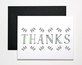 Thank You Card-Ivy