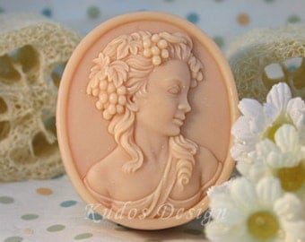 TP002 Abundant Harvest Soap Mold, soap mold, silicone soap mold (Kudos Design, Kudosoap) Taiwan