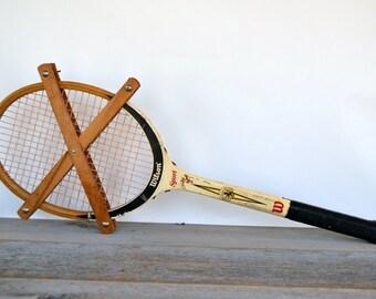 Racquet Display Etsy