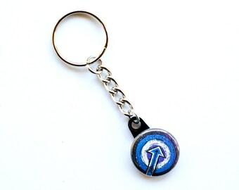 Hawkeye Keychain - Avengers Keychain