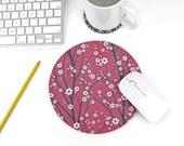 Mousepad / Mouse Pad / Mat - Floral Mousepad