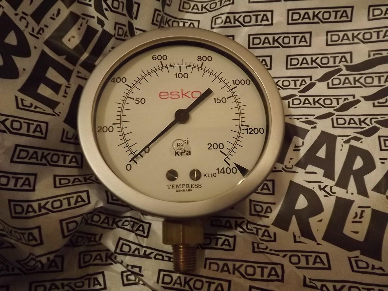 Vintage psi pressure gauge steampunk by outrageousvintagious - Steampunk pressure gauge ...