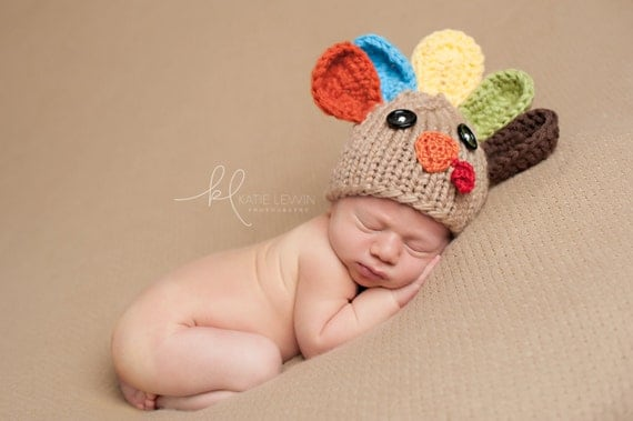 969370a0446 This listing is for a boy turkey hat with feathers DELETE THIS of orange