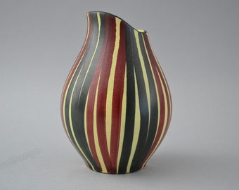 Hirschau keramik  German vase -  285/14