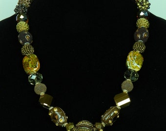 All Stirred Up Necklace