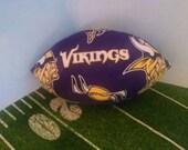 Miniature Minnesota Vikings  Football
