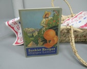 Sunkist Recipes Oranges - Lemons