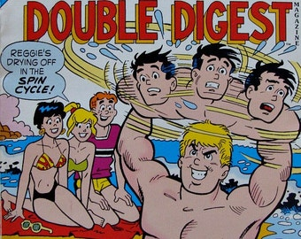 1994 Archies Pals N Gals Double Digest No 7