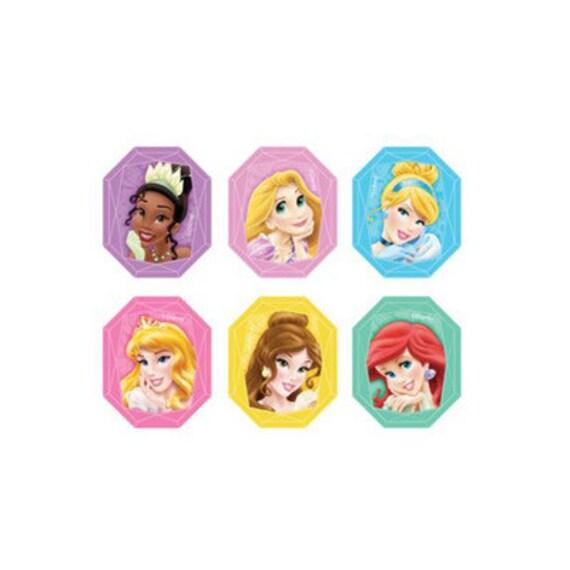 disney princess cupcake rings picks or cake toppers