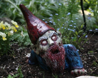 Crawling Zombie Gnome