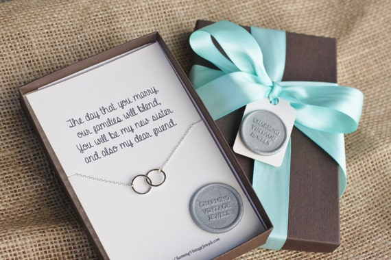 Wedding Gifts For Sister In Law