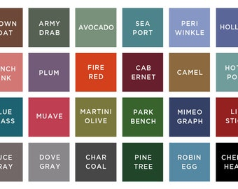 Custom Color Option On Any Quote