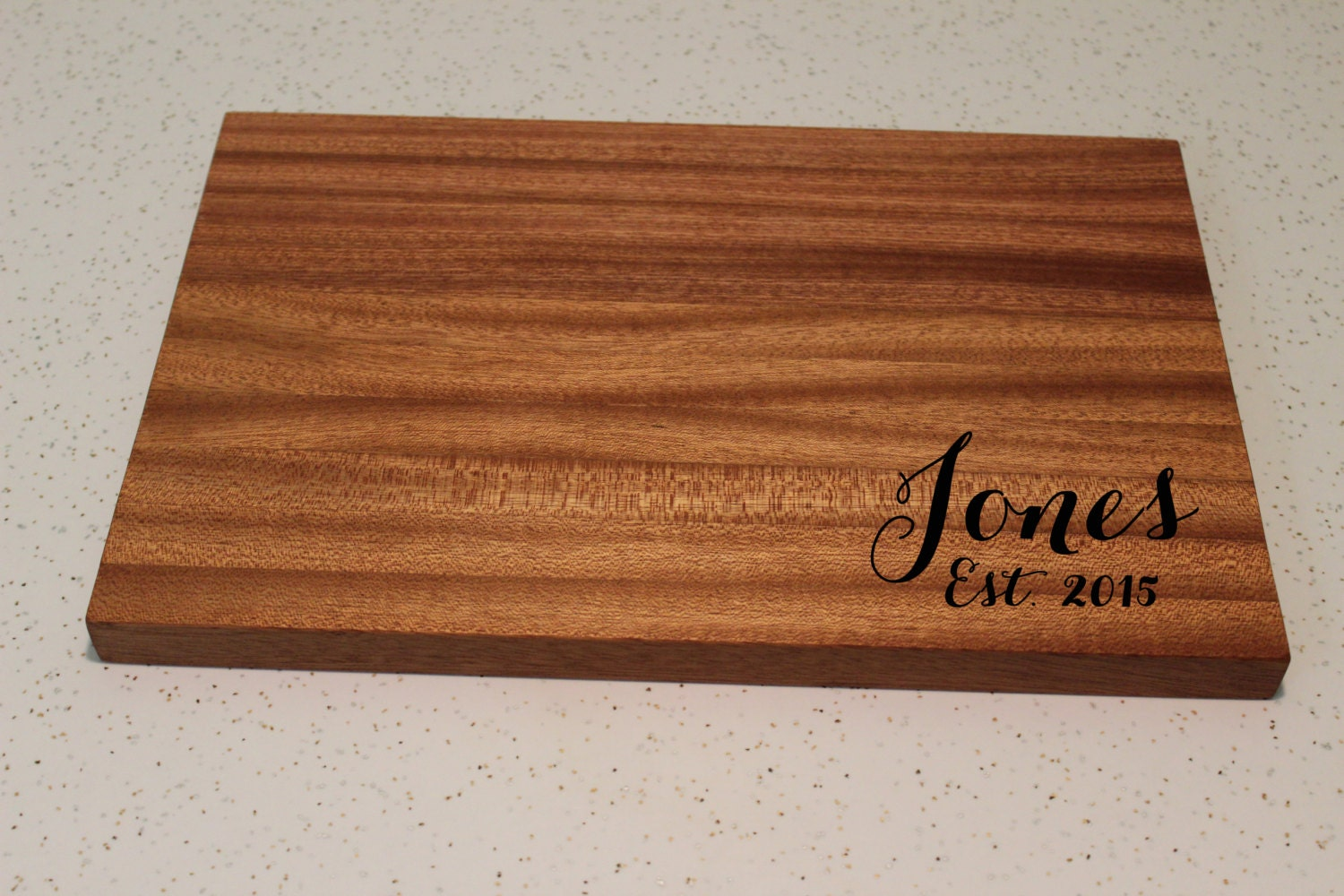 Personalized Cutting Boards ~ Personalized cutting board wood by everythingdecorated