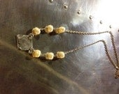 Olivia Pearl Necklace