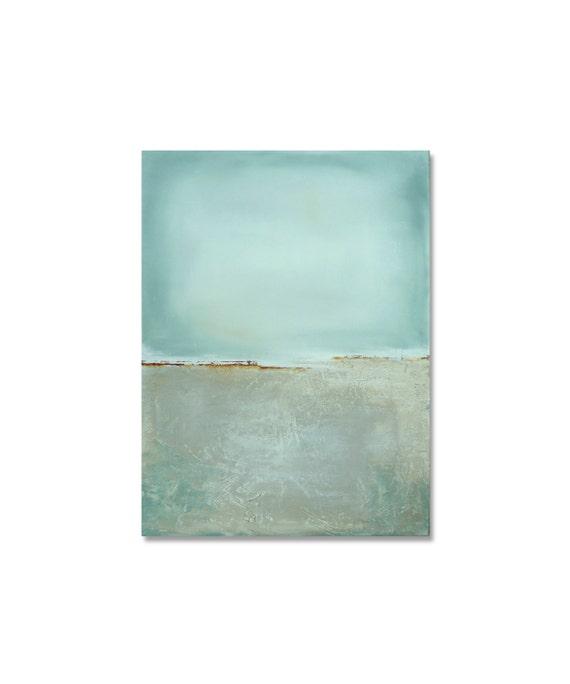 art light blue abstract wall art metallic painting. Black Bedroom Furniture Sets. Home Design Ideas