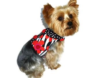 Dog Vest Sewing Patterns, Printable Doll Vest Sewing