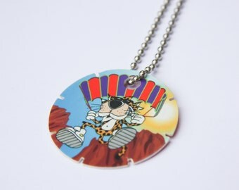 The Flippo - Funky Shrunky Necklace