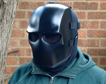 Army of Two v2 BLK Style Airsoft Mask - Made to order -