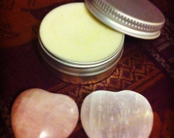 Hemp & Honey Conditioning Moisturising Organic Lip Balm, Organic Lip Balm, Lip Treatment, Lip Conditioner