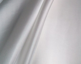 """White Taffeta by yard 60""""wide Shipping  5.00 first yard all others 1.00. Free swatches available upon request"""