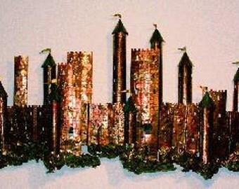 Camelot Wall Sculpture