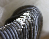 Flat sequins 3mm Metallic Silver color