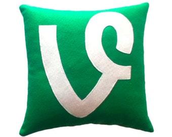 Vine Pillow