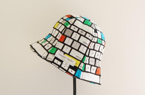 Computer Keyboard Baby Sun Hat