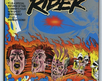 Ghost Rider #25, May 1992
