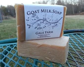 "Goat Milk Soap: ""Energy"""