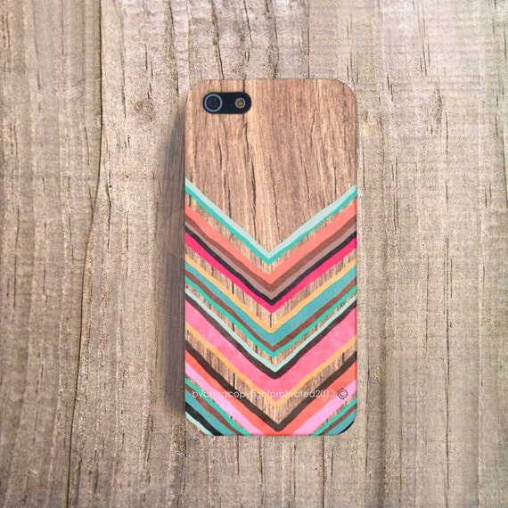 iPhone 5 Case Chevron iPhone 4 Case iPhone 5s Case Wood Print iPhone 4s Case iPhone 5c Chevron iPhone Case iPhone 4 Case Chevron iPhone 5