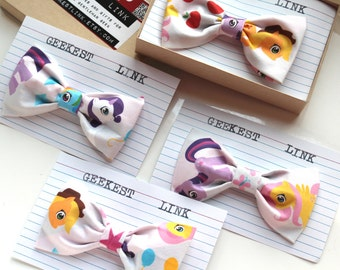 My Little Pony Bow Tie for Him Brony MLP