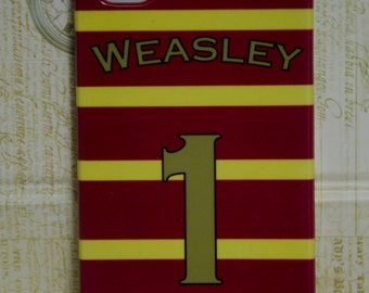 """Iphone 4/5/5c6/6+ Samsung S3/S4/S5/S6/S6edge/S3&S4 mini """"Quidditch"""" Harry Potter Inspire Cell Phone Case,  Ron Weasley, Fred, George, Ginny"""