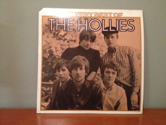 The Hollies The Very Best Of The Hollies By Turnaroundrecords
