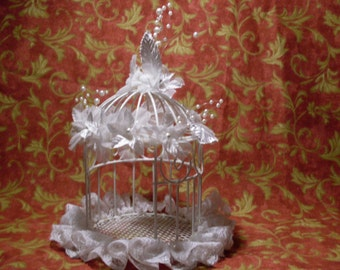 Traditional Wedding Gazebo Cake Topper Free Shipping
