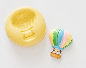 Hot Air Balloon Silicone Mold
