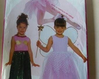 Butterick 5173 Mermaid, Fairy Princess Costume pattern sz. 2 - 6x