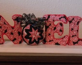 SALE Quilted Christmas Decor