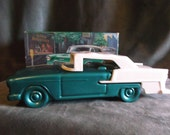 Avon 1955 Chevy Car After Shave Decanter Bottle