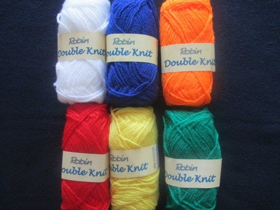 Knitting Needles And Yarn For Beginners : Childrens beginners complete knitting kit set yarn