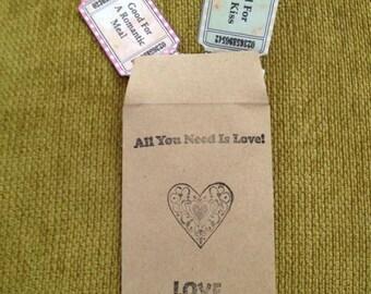 12 love token coupons