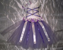 Tutu Dress Hair Bow Holder, Hairbow Display, Girls Accessories, Birthday Gift, Baby Shower Gift