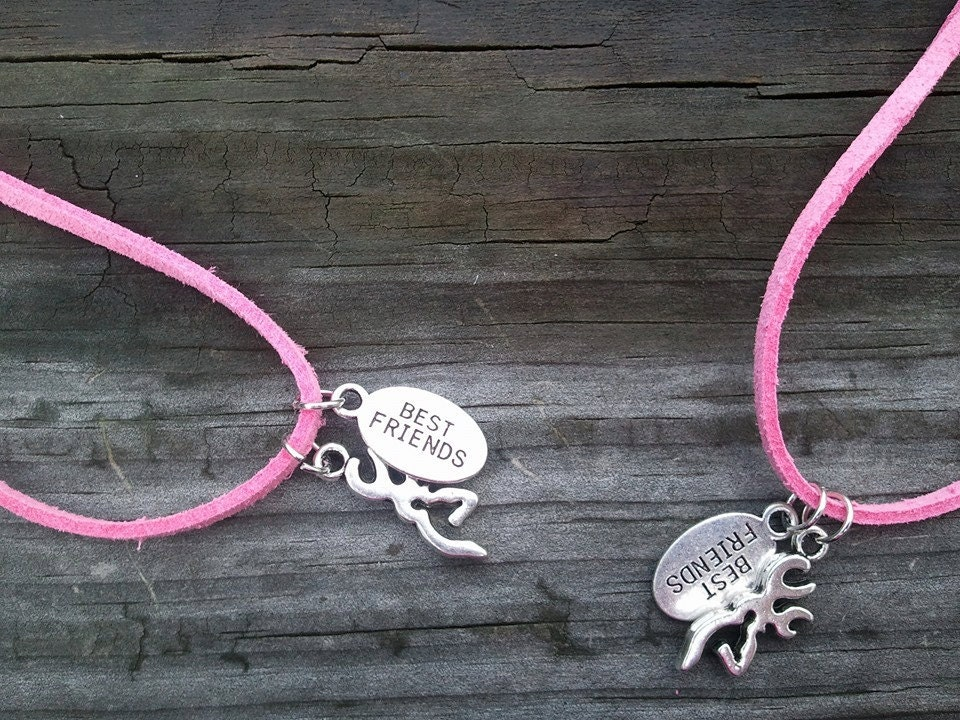 Country Best Friends Necklace You Pick And Get 2