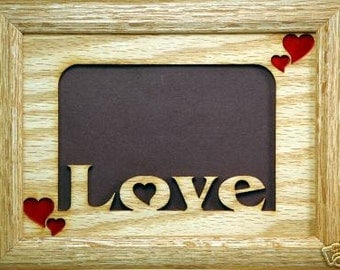 Love Picture Frame 5x7