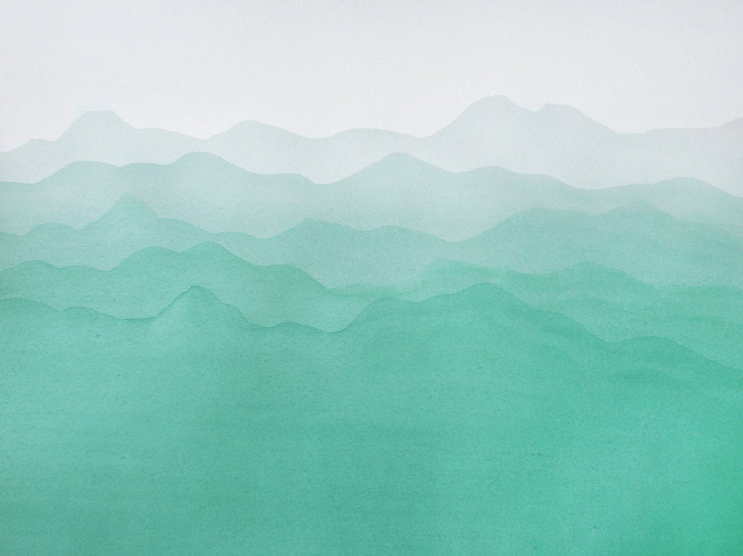 Mint Green Ombre Backgrounds Impremedia Net