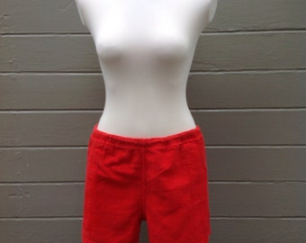 80's Limited Express Red Beach Shorts