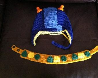 Team Umizoomi Hat and Shape Belt