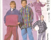 Men Fashion Accessories Patterns Mccalls Simplicity McCalls Pattern Boys or