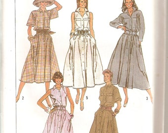 Simplicity Pattern 8058  Misses