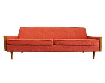 "Mid Century Modern Sofa (""Tyler Sofa"")"